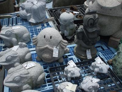 石でできたポケモン